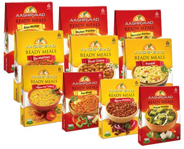 Aashirvaad Spices
