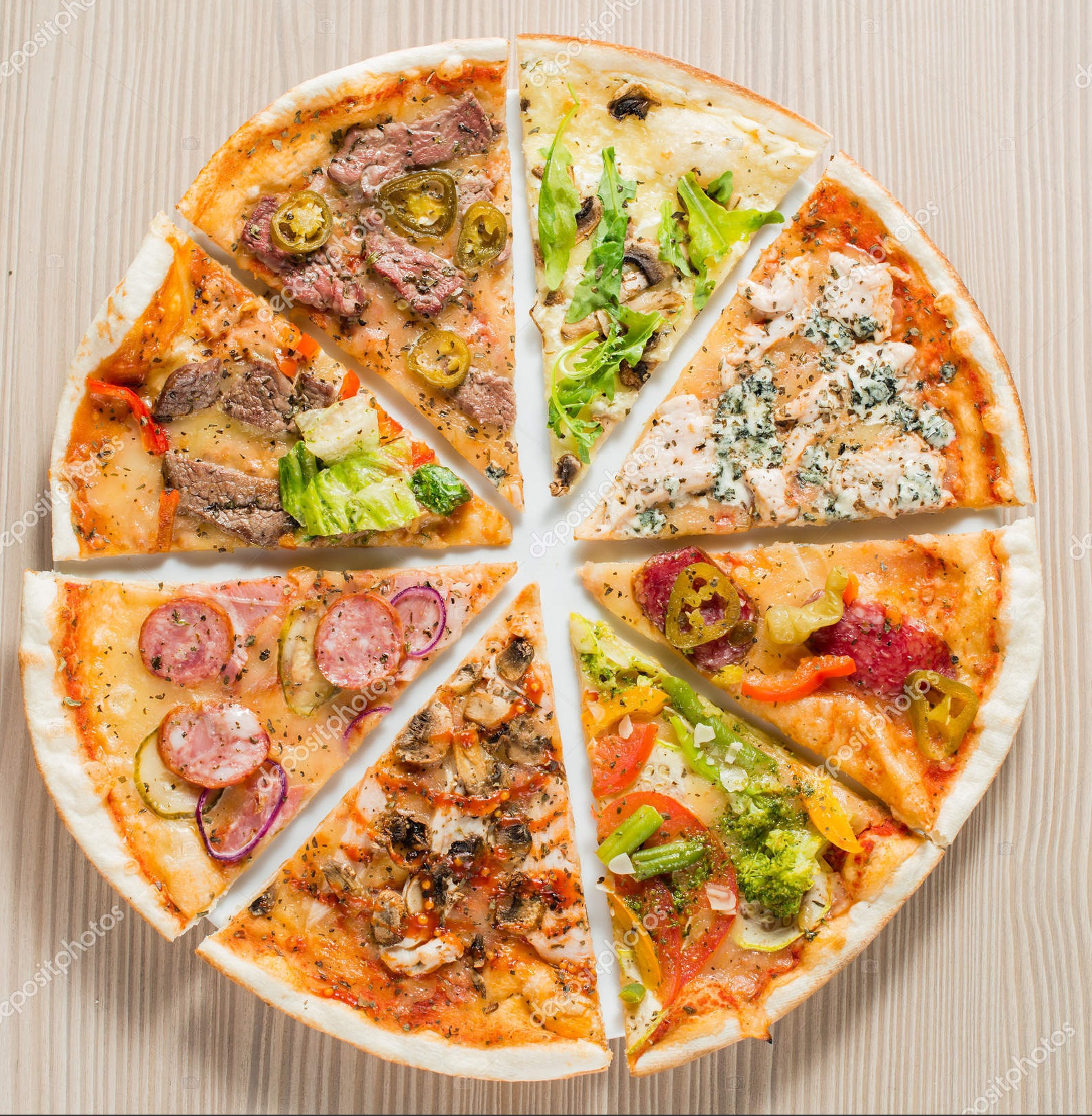 Share Pizza